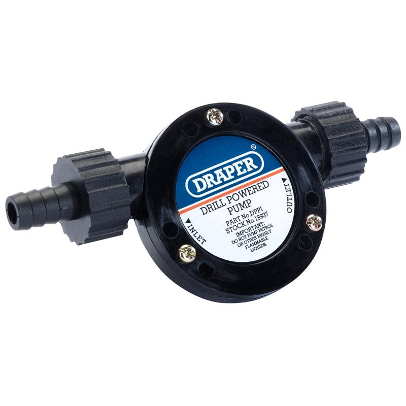 Draper  Drill Powered Pump