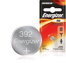 Maxell/JCB Button Cell Battery