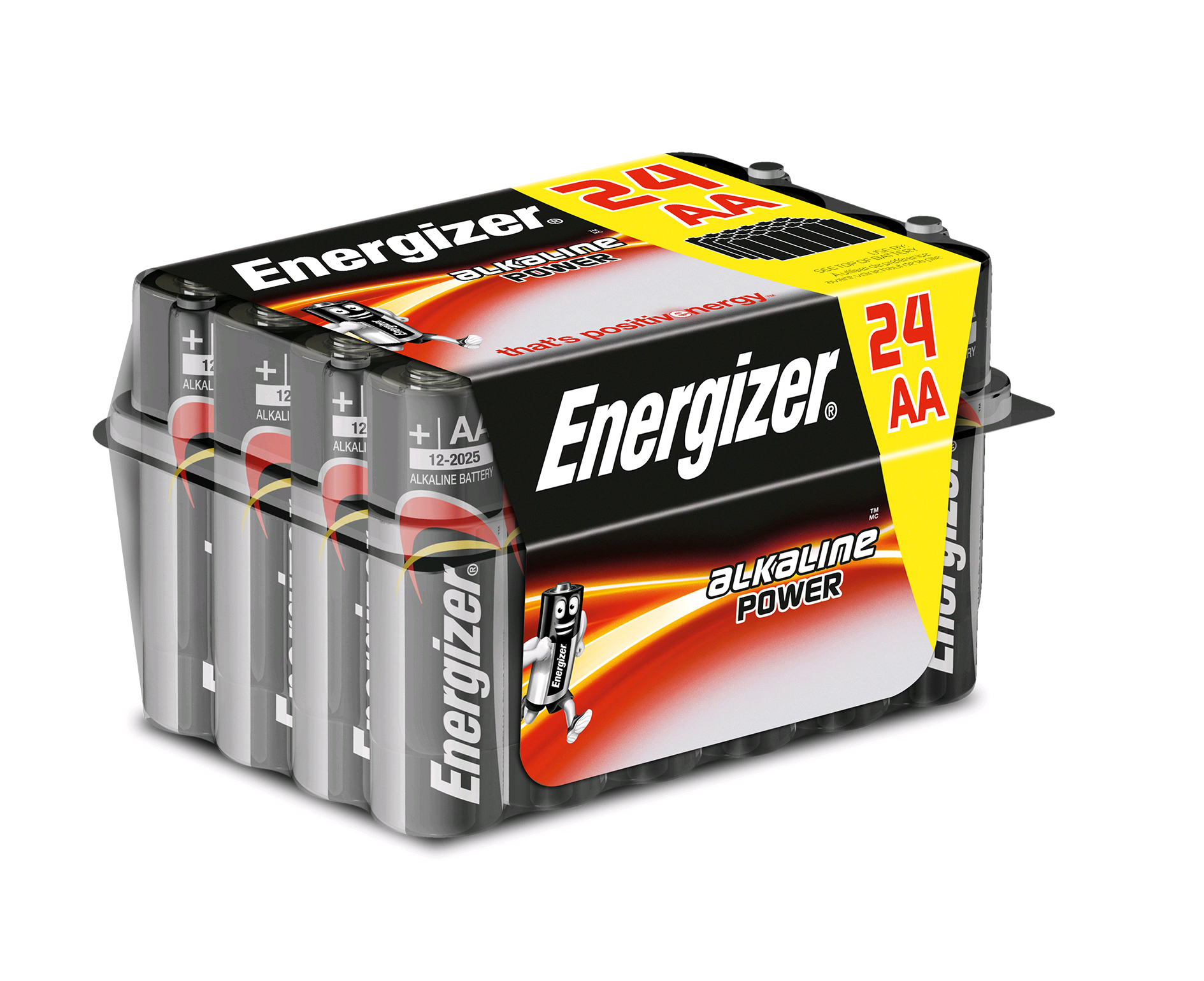 Energizer S10049 AA Battery 24 Pack