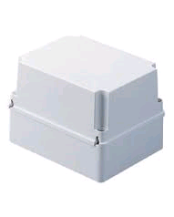Gewiss Enclosure Box 190 x 140 x 140mm Top Hat