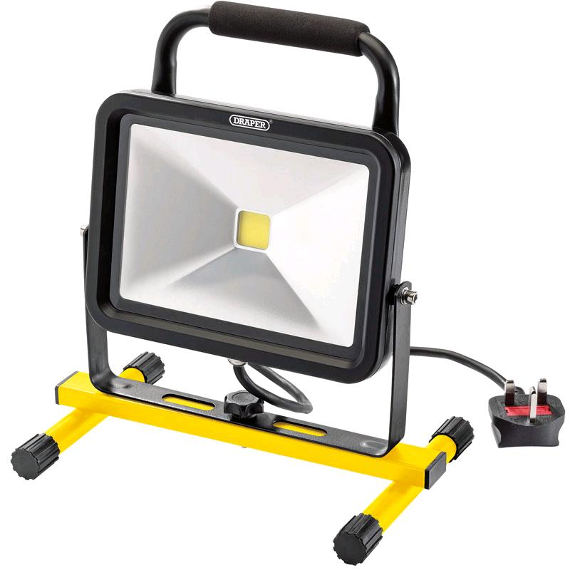 Draper COB LED Worklamp (50W)