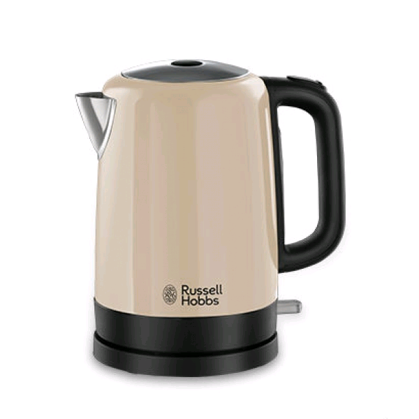 Russell Hobbs Cantebury Kettle CREAM 1.7Ltr 3Kw