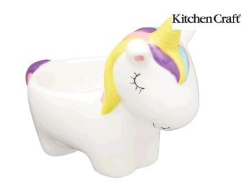 Kitchen Craft Egg Cup Unicorn KCEGGUNICO