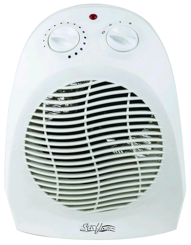 Stirflow 2Kw Fan Heater Upright Thermostat 2 Heat Settings