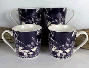 English Tableware Company DD0809D36  Artisan Fine China Mug Hedgehog