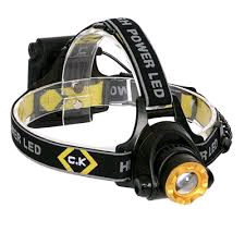 CK LED Head Torch 200 Lumens