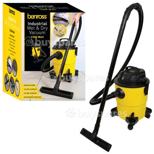 Benross Quest BNR43719  3 in 1 Wet & Dry Vacuum Cleaner 5025301437190