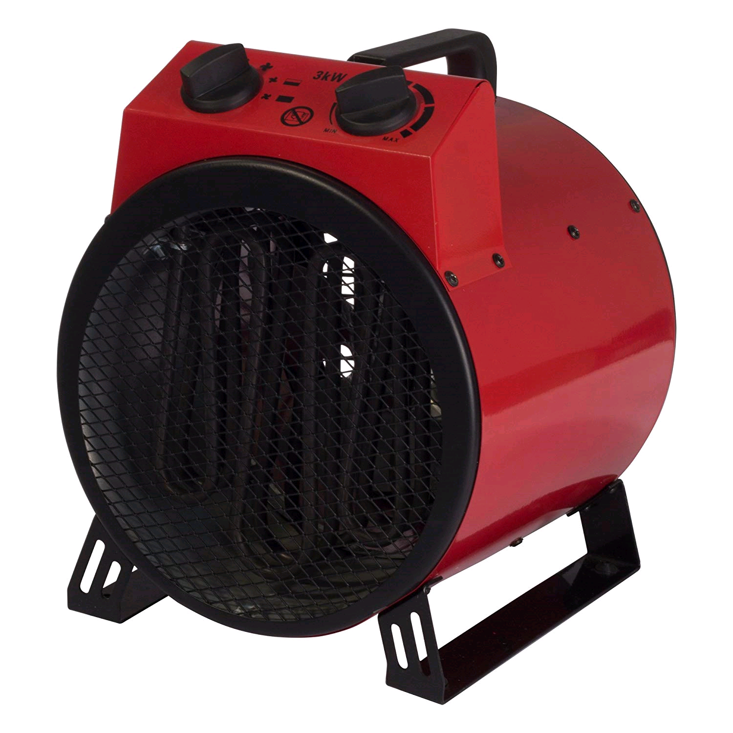 Igenix 3Kw Industrial Drum Heater