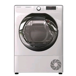 Hoover 8Kg Condenser Dryer White Water Collection Door
