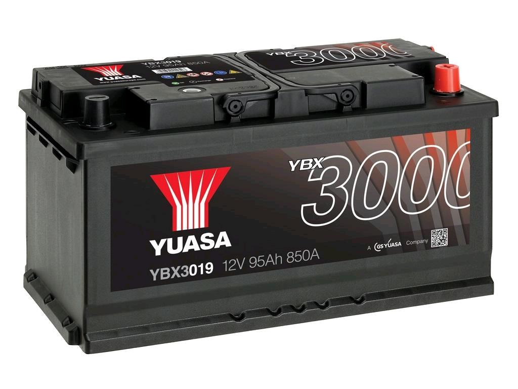 Yuasa SMF Battery 95Ah 850A (Pro)