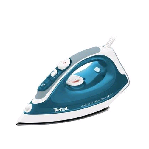 Tefal Maestro Non Stick Soleplate Steam Iron Blue/White 2000w