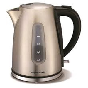 Morphy Jug Kettle Stainless Steel 1.5ltr 3Kw