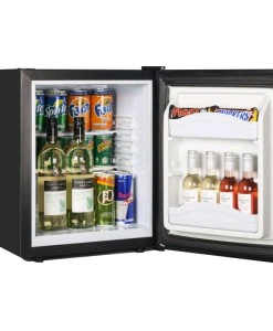 Interlevin MB35 Mini Bar Refrigerator in Black
