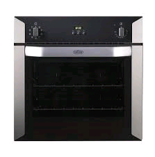 Belling Built In Single Oven Stainless/Black 3 H580 W590
