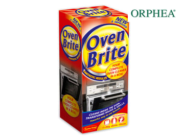 Oven Mate 4791267 Oven Cleaner Set OB1000