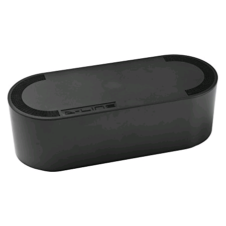 D-Line Cable Tidy Box Small Black