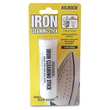 Kilrock Iron Cleaning Stick - Prevents Damage to Fabrics