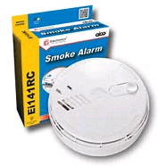 Aico 240V Ionisation Smoke Alarm & Base