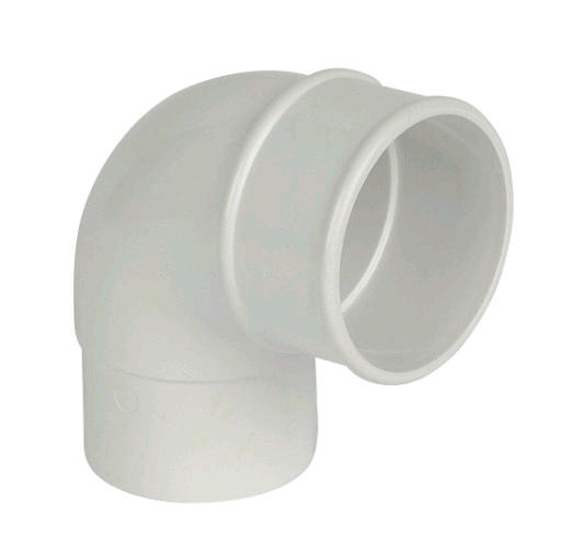 Floplast 68mm Round Downpipe 92