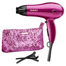 Babyliss Limited Edition Shimmer Collection 2000w Hair Dryer