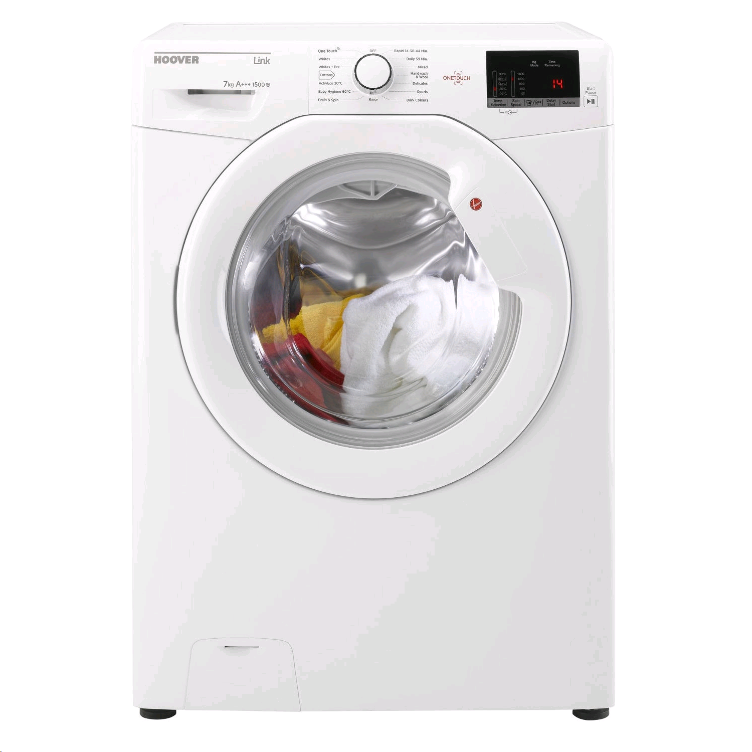 HOOVER 7KG 1500spin Washing Machine