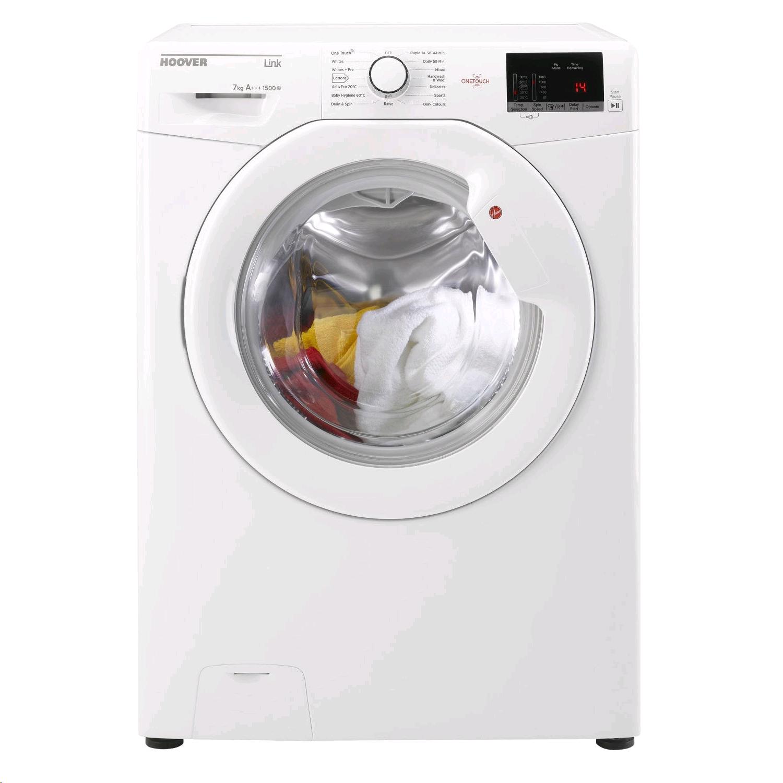 Hoover Washing Machine 7kg 1500 Spin Speed
