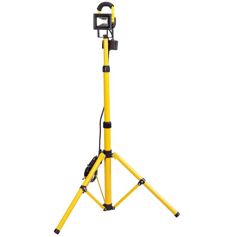 Draper 10W COB LED Tri Stand Work Lamp