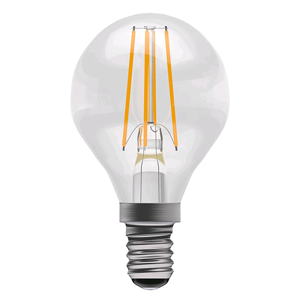 Bell LED 4w SES Round Filament Warm White