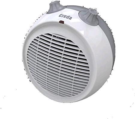 Creda 2kw Upright Fan Heater