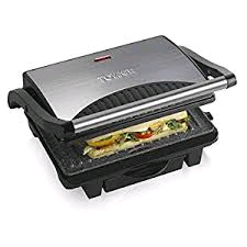 Tower 4 Person Ceramic Health Grill & Griddle
