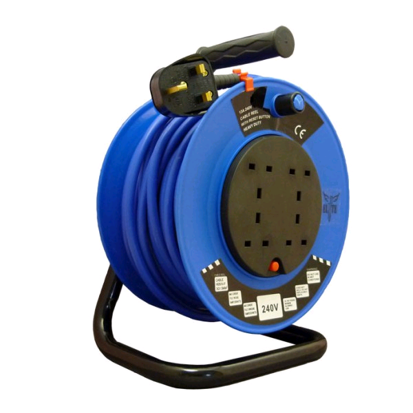 FR25 25Mtr Extension Reel