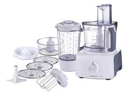 Kenwood Multipro Food Processor 3Ltr Stainless Accsesories