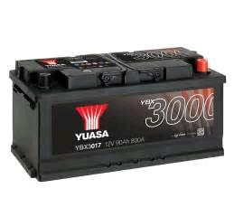 Yuasa SMF Battery 90Ah 750A