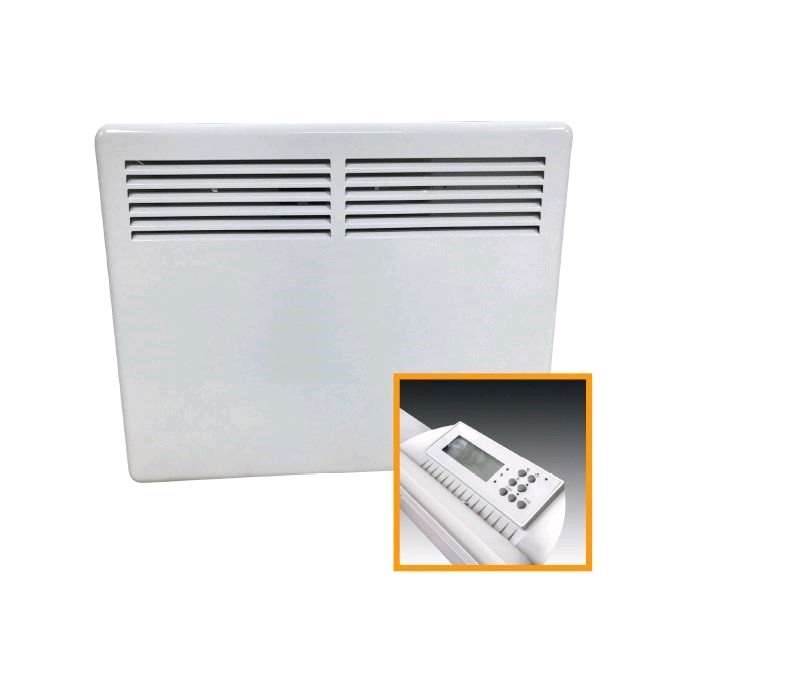 CED 2kW Panel Heater LCD Digital Control   940 x 85 x 400mm