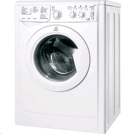 Indesit Washer Dryer 6kg 1200 Spin Speed 5kg Dry