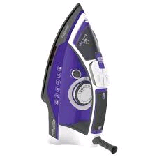 Breville Ceramic Steam Iron Purple 2600w