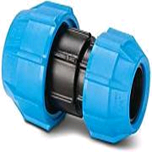 Polypipe Reducing Coupler 25mm x 20mm (for MDPE)