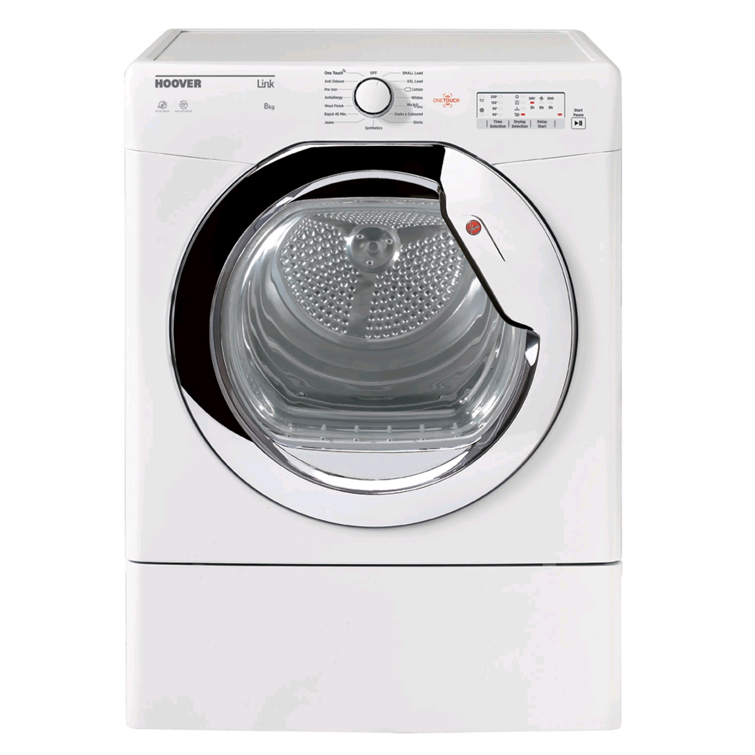 Hoover Tumble Dryer Vented 8KG C Energy H85 W60 D60
