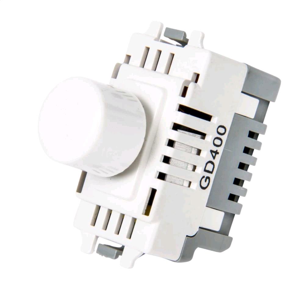 BG Grid Push Dimmer Module 2 Way 400w