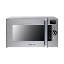 Daewoo Combination Microwave 28LTR 900 Stainless Steel