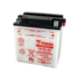 Yuasa Motor Cycle Battery