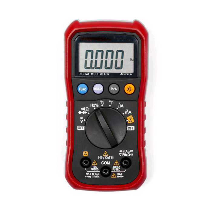 TIS Pocket Sized Autoranging Multimeter