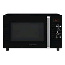 Daewoo Combination Microwave 28L Black