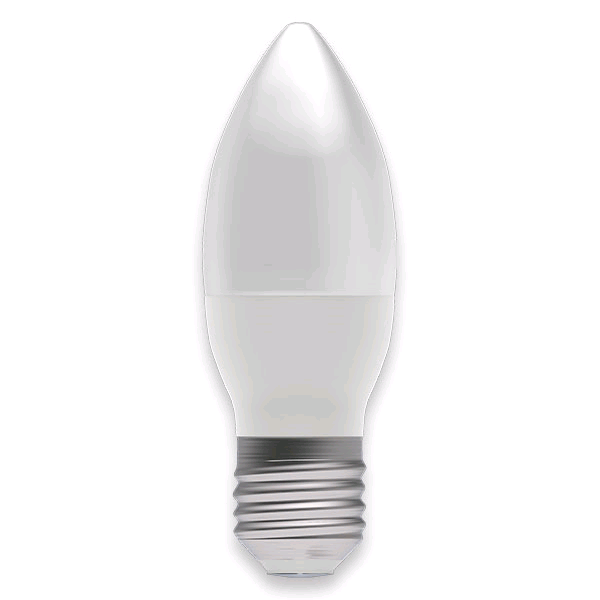 Bell 4w ES LED Opal Candle Warm White