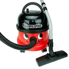 Numatic NVR200-11 Cylinder Cleaner - Henry Equivalent Dry Vacuum Cleaner, 9 Litre, 580 W, Red