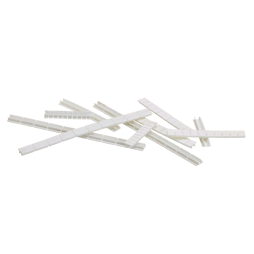 Europa Terminal Markers 61-700 (pack of 10 strips)