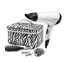 Remington Monochrome Hair Dryer Gift Set