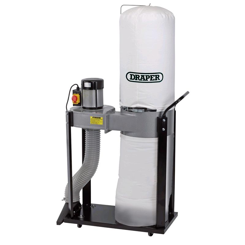 Draper 750W 55L Dust Extractor