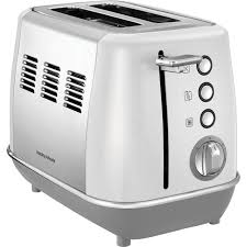 Morphy Richards Evoke 2 Slice Toaster White