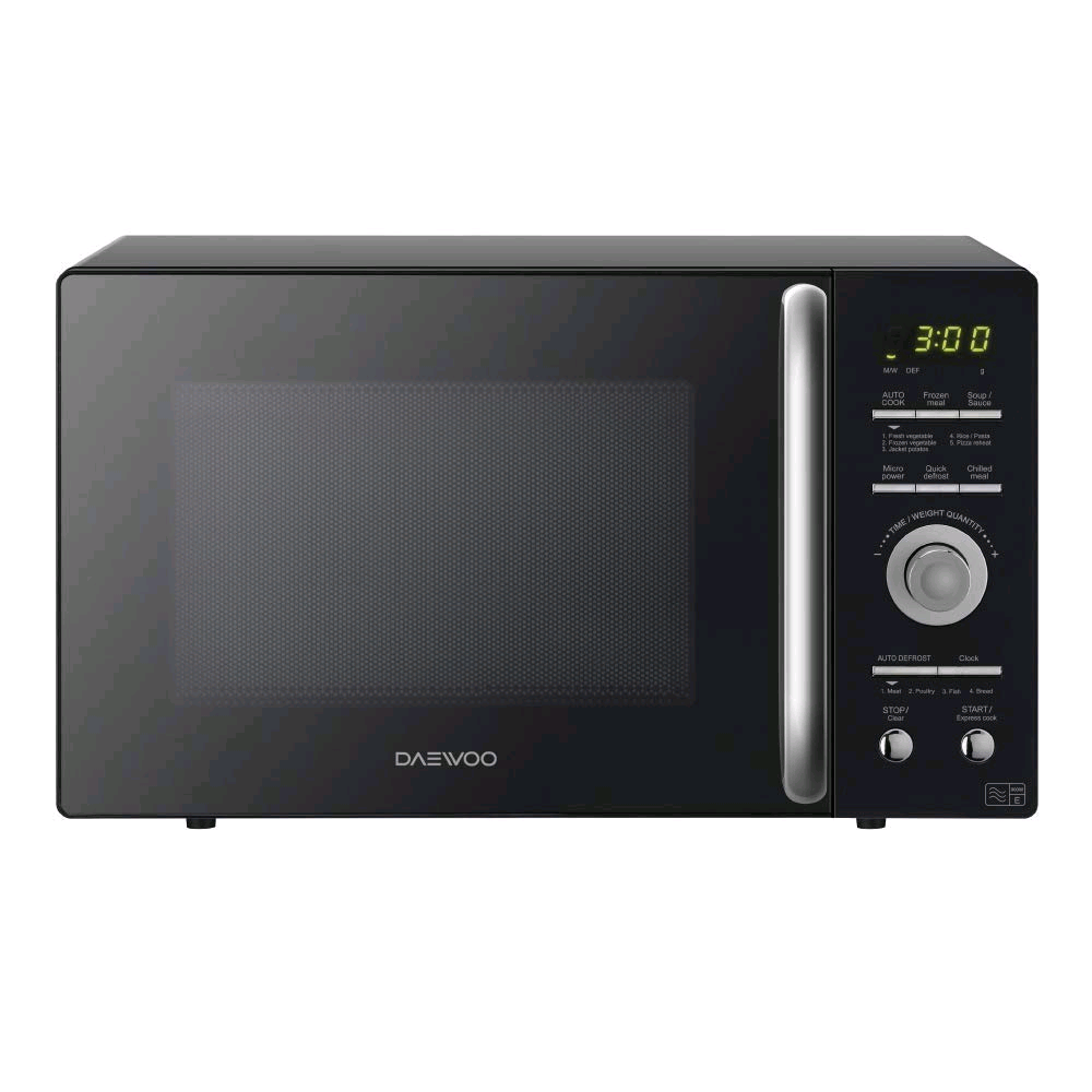 Daewoo Touch Microwave 900w 26L